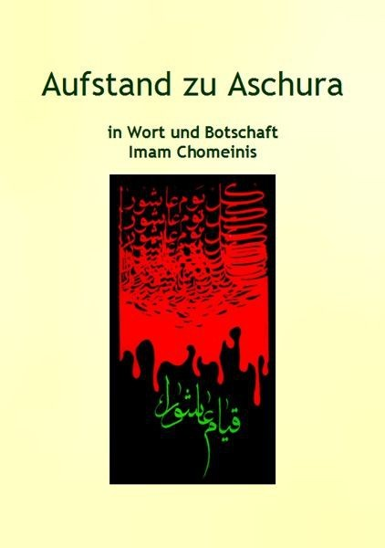 Aufstand zu Aschura