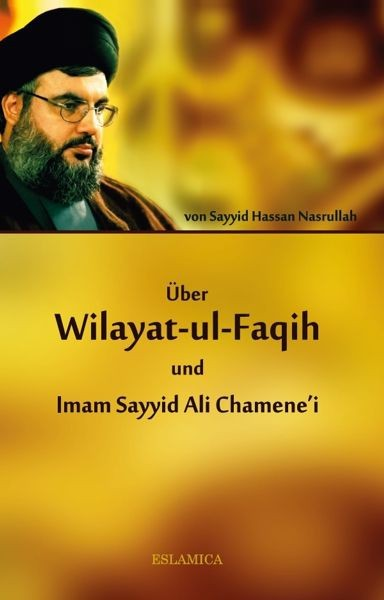 Über Wilayat-ul-Faqih und Imam Sayyid Ali Chamene'i