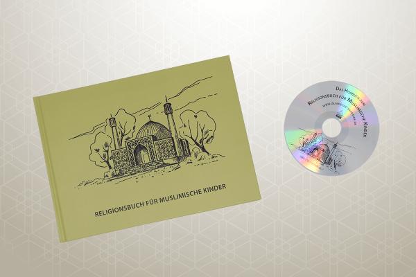Religionsbuch für muslimische Kinder + Hörbuch (CD)