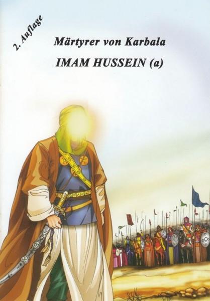 Imam Hussein (a.)