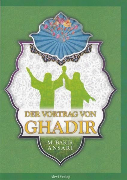 Der Vortrag von Ghadir