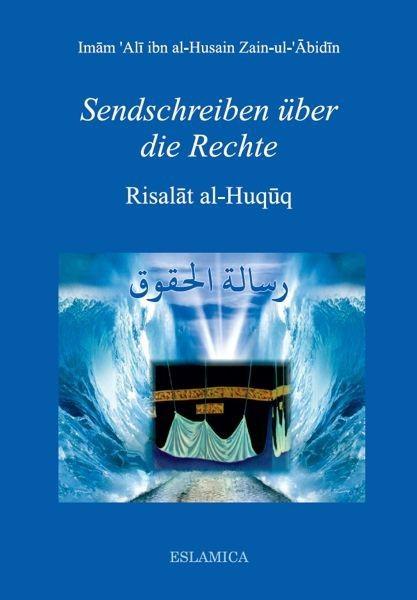 Sendschreiben über die Rechte – Risalat al-Huquq